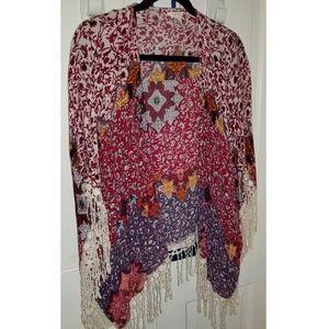 Shawl/Kimono